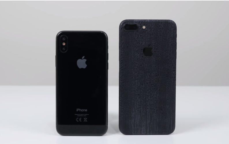 iPhone 7 vs iPhone X