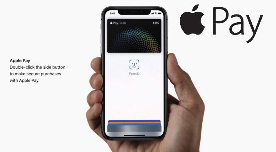Face ID в Apple Pay
